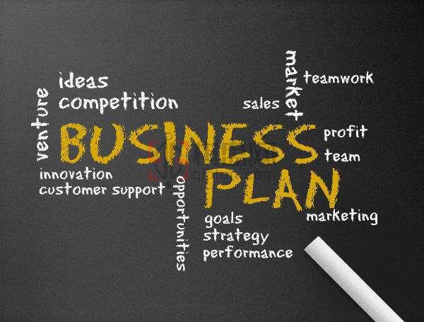 分享:号称成功融资5千万的PPT商业计划书!