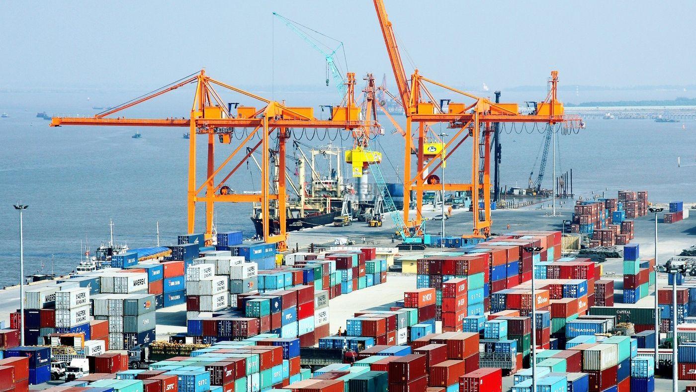 2017年5月我国国际货物和服务贸易数据统计